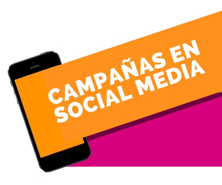 campañas en social media