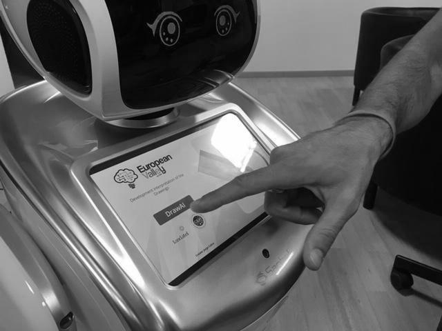 La revolución del primer robot en el aula