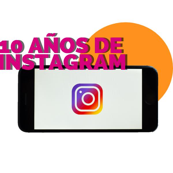 Aniversario de Instagram