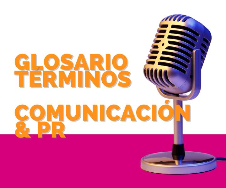 Términos sobre comunicación